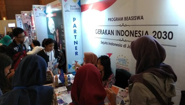 IABIE Ramaikan World Education Festival 2018